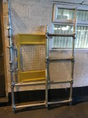New 1.3m Bay Ladder Access Gate Kit