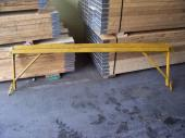 Refurbished 8' Loading Bay Transom