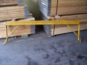 Used 8' Loading Bay Transom
