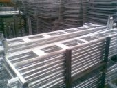 New 2.5m Cuplok Loading Bay Transom