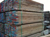 Used 2.5m Cuplok Omega Timber Batten