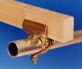 New Scaffold Hoarding / Joist Coupler