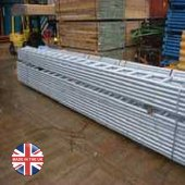 New 6.0m Ladder Beams - Galv