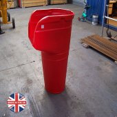 New Rubbish Chute -  Top Hopper