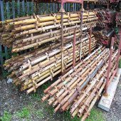 Used 32ft x 16ft Kwikstage Run c/w New Timber Battens