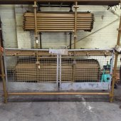 Used Kwikstage Loading Bay Gates - Pair