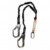 Twin Tail Shock Absorbing Lanyard