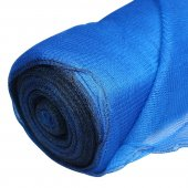 Fire Retardent Blue Debris Netting  50 x 2.0m