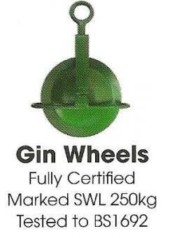 New Ginn Wheel Scaffolding Supplies