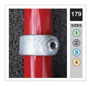 Locking Collar Tube Clamp 26.9mm OD - Size 1