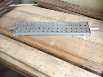 New 1200mm Stair Tread Unit