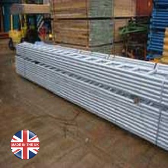 6 0m Ladder Beams Galv At Scaffolding Supplies