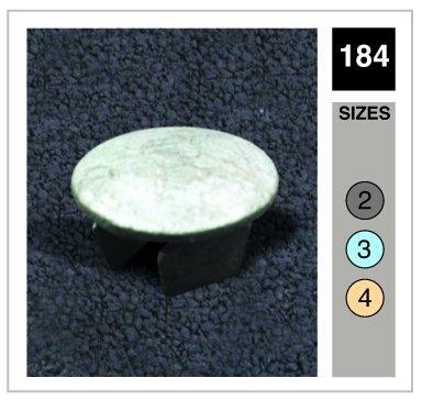 Metal Plug Tube Clamp 48.3mm OD - Size 4