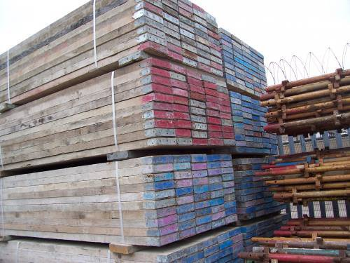Used Kwikstage 6ft Timber Battens