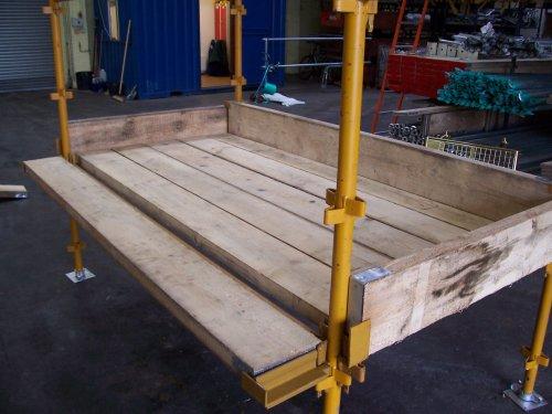 New Kwikstage 1 Board Hop Up Bracket Scaffolding Supplies