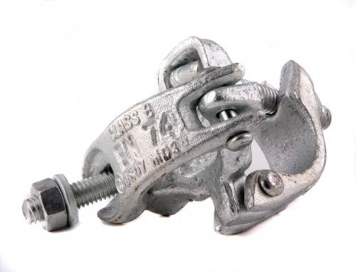 New D.F. Double Scaffold Coupler