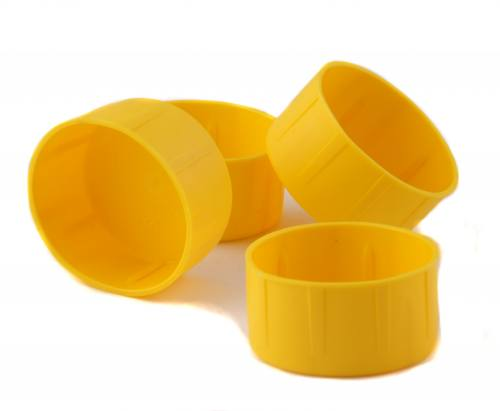 Plastic Tube End Caps