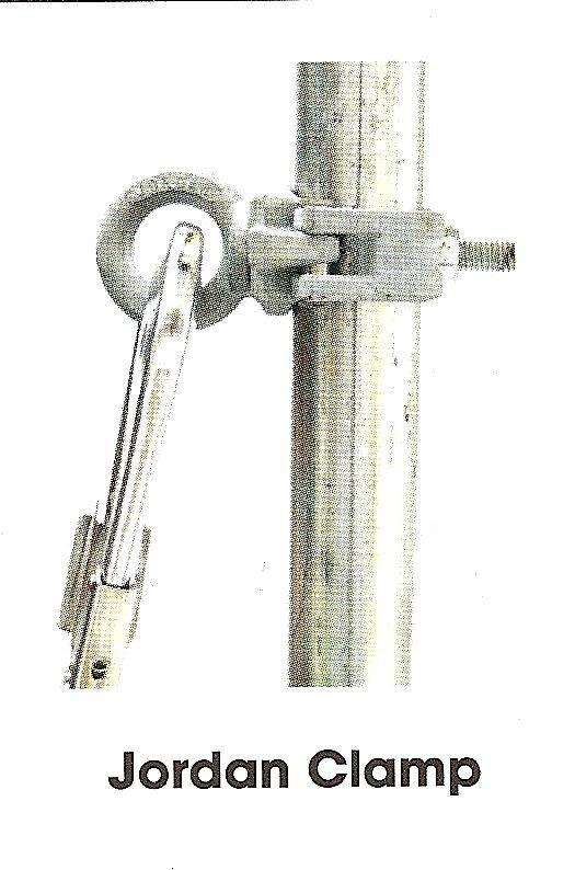New jordan scaffold clamp scaffolding supplies