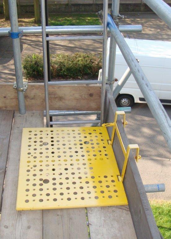 New Trap Door Safety Hatch Scaffolding Supplies
